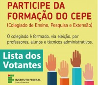 Eleitores-CEPE