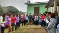 Visita em comunidade quilombola