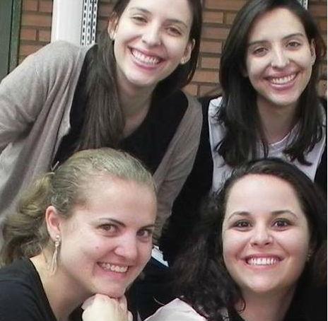 Alunas do curso de Engenharia de Telecomunicações do Câmpus São José.
