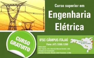 Engenharia eletrica curso