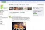 Facebook 4000 fãs