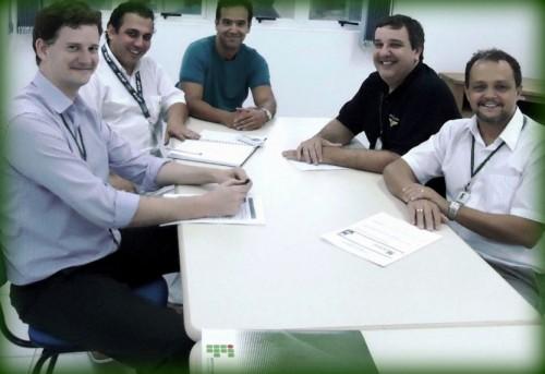 Equipe do projeto aprovado pela Fapesc