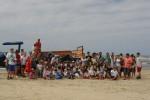 limpeza na praia 027