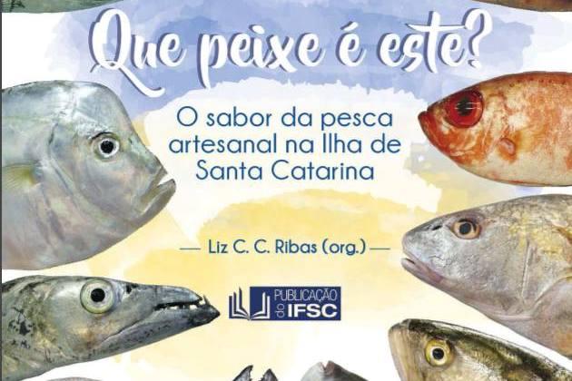 Livro traz informações sobre peixes mais comuns de Florianópolis